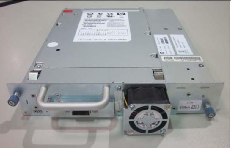 HP LTO-4 SAS Ultrium 1760 Tape Drive