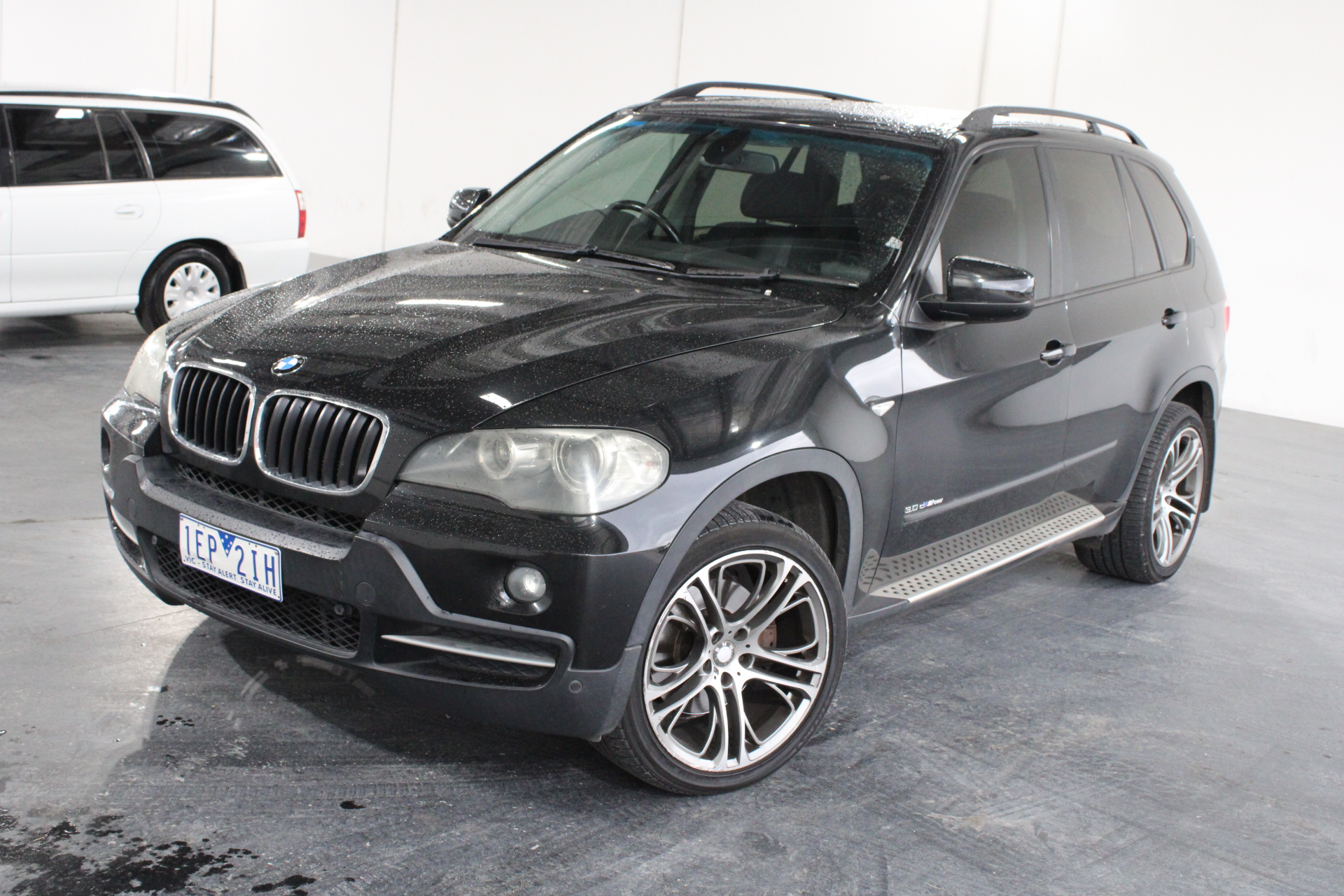 2007 BMW X5 3.0d E70 Turbo Diesel Automatic 7 Seater Wagon