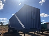 40 FT Freighter container mobile Tool Workshop Trailer