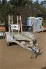 ATA Trailer Galvanise Dual Axle Plant trailer
