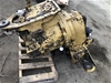 Caterpillar 6x6 dump truck transmission