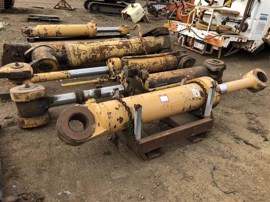 Caterpillar 994C/D Hydraulic Ram assay