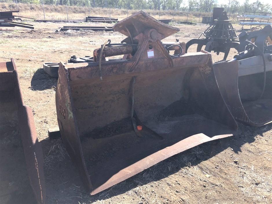Excavator Hydraulic SEC Tilt Mud Bucket Suit 20T +