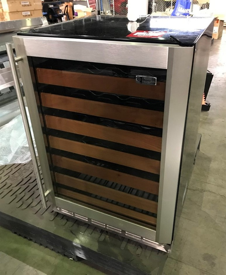 GE Monogram 7 Rack Wine Cooling Fridge
