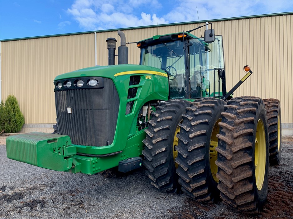2012 John Deere 9630 Tractor