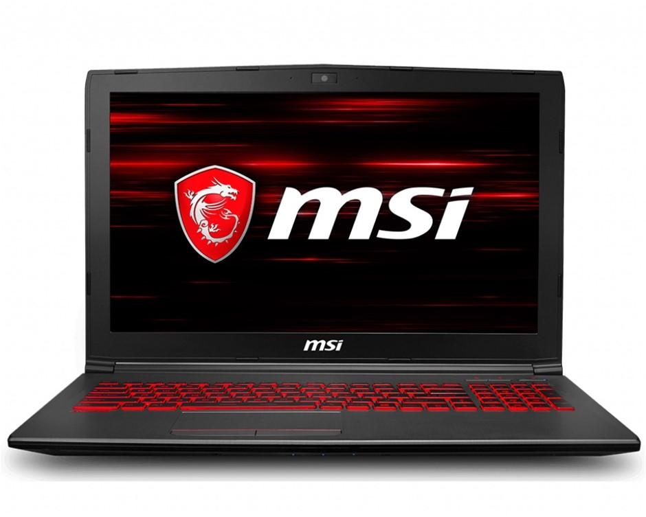 "MSI GV62 8RC-082AU 15.6"" FHD/i7-8750H/16GB/128GB SSD/1TB HDD/GTX 1050 4GB"