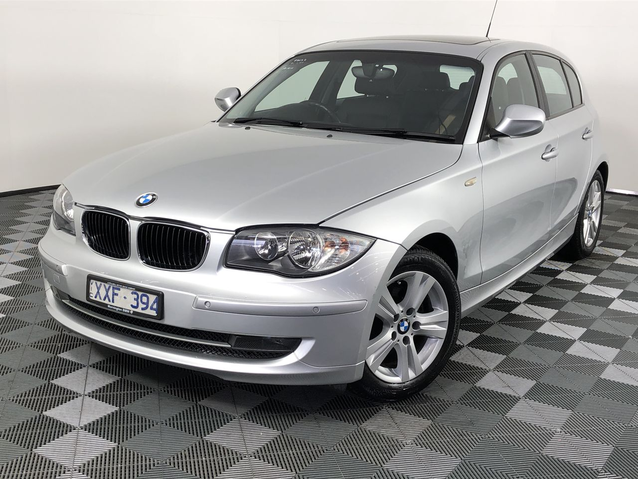 2010 BMW 1 18d E87 Turbo Diesel Automatic Hatchback