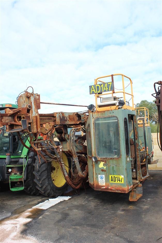 Gardner - Denver SCH 5000 Hydra - Trac Drill Rig