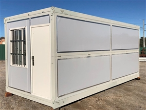 Portable Modular Tiny House Container Ho