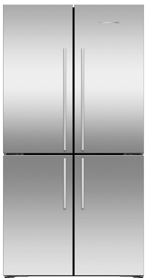 Fisher & Paykel 605L French Door Refrigerator