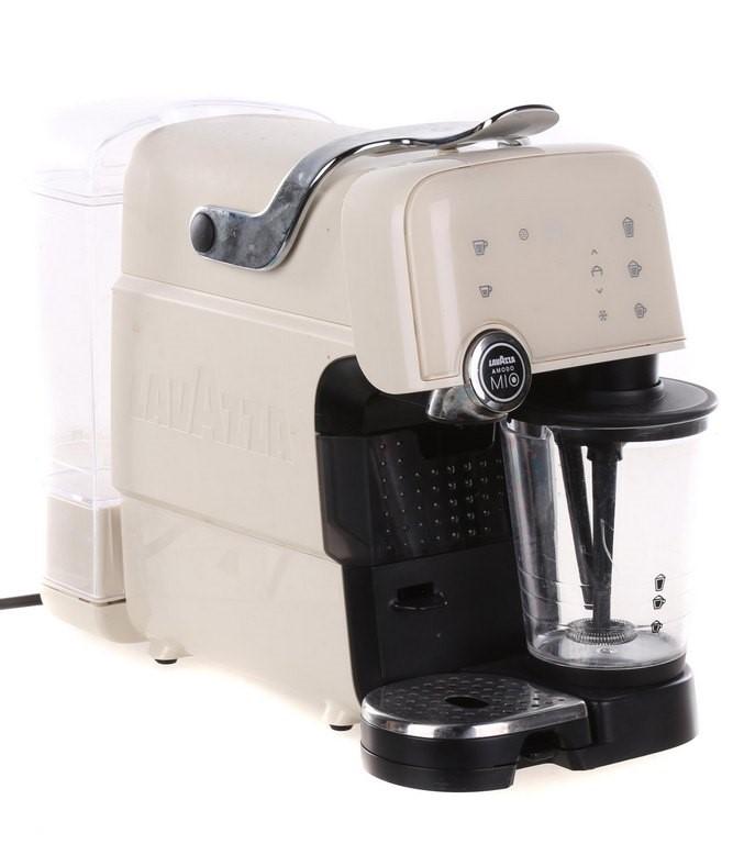 ELECTROLUX Fantasia Combo Latte & Coffee Machine, MODO MIO, Colour: White.