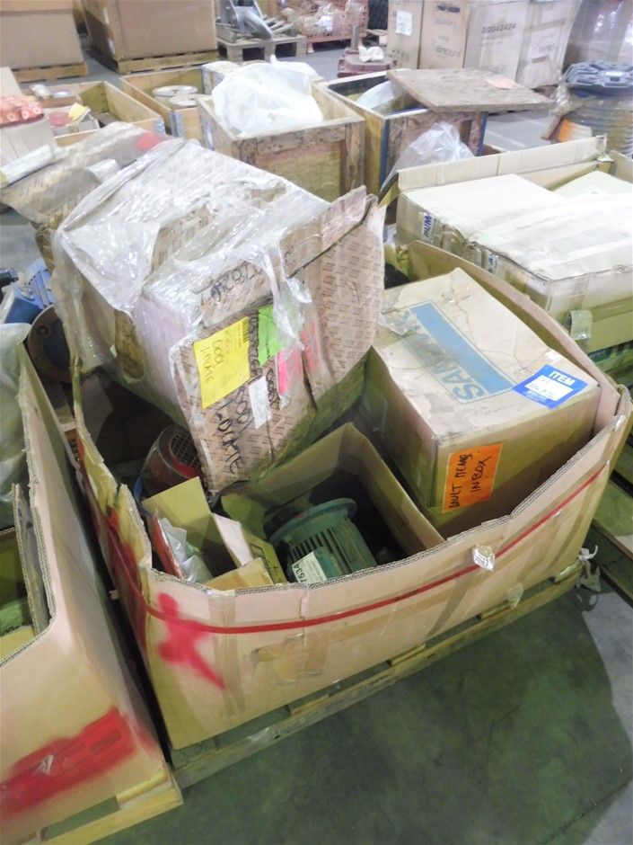 Assorted Mining Parts (Pooraka, SA)