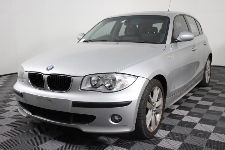 2005 BMW 1 20i E87 Automatic Hatchback