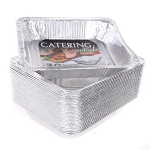 30 x CATERING ESSENTIALS Half Size Deep