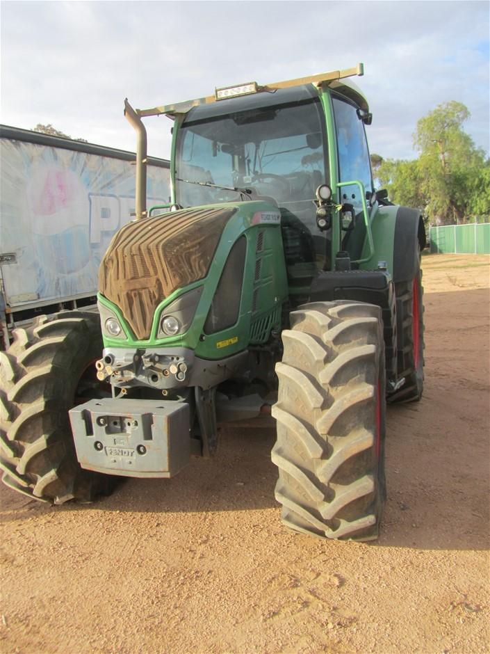2014 Fendt 512 Tractor