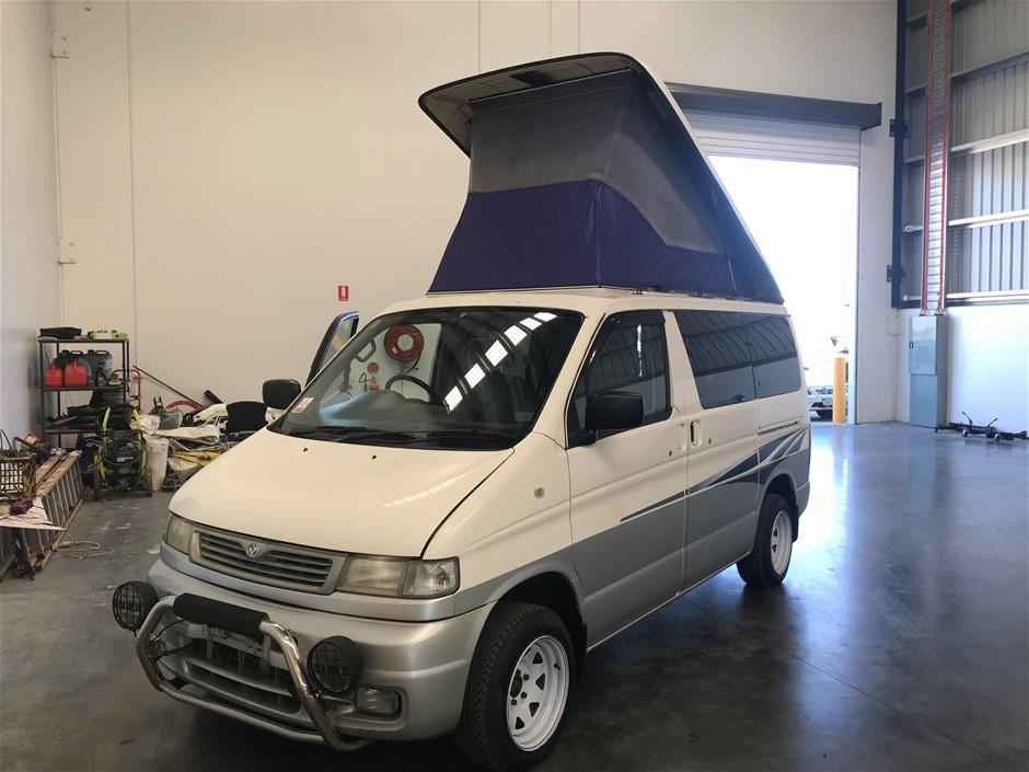 1997 (2006) Mazda Bongo Friedee AWD T/Diesel Auto Camper Van