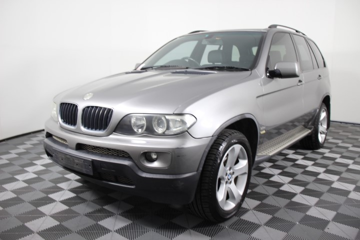 2004 BMW X5 3.0d E53 Turbo Diesel Automatic Wagon
