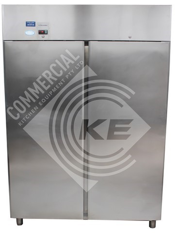ELECTROLUX PROFESSIONAL ECOLINE UPRIGHT DOUBLE DOOR FREEZER, QUALIT