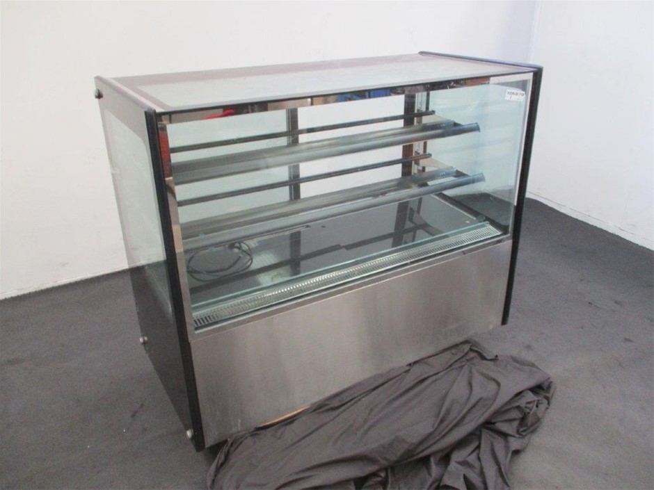 Polar GG218 A Cold Food Display Cabinet