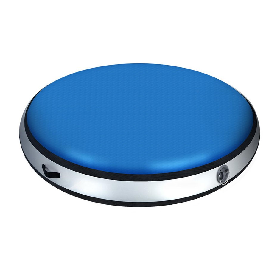 Everfit 70cm Inflatable Air Spot Track Tumbling Mat Airtrack Floor Gym