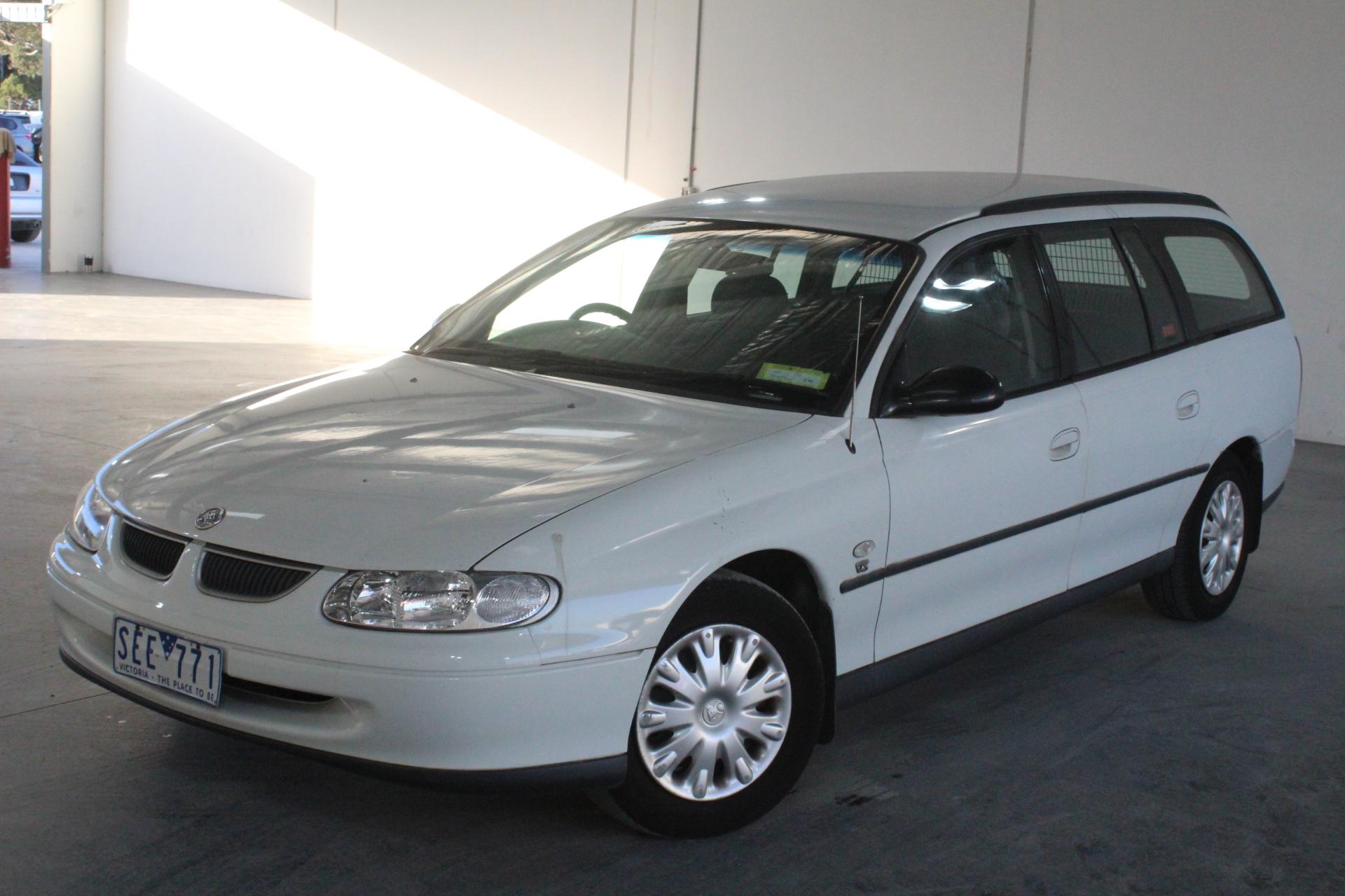 1999 Holden Commodore Executive VT Automatic Wagon