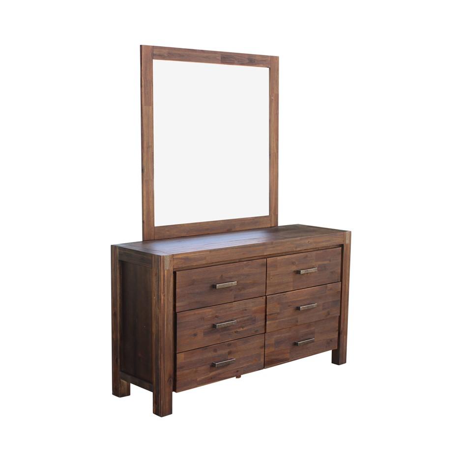 Nowra 6 Drawer Dresser