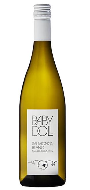 BabyDoll Sauvignon Blanc 2020 (12x750ml) Marlborough, NZ