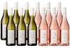 Babydoll Pinot Gris & Rose Mixed Case (12x750ml), Marlborough, NZ