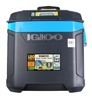IGLOO MAXCOLD Cooler Box 58L/98 Cans with Wheels, Side handles & Telescopic