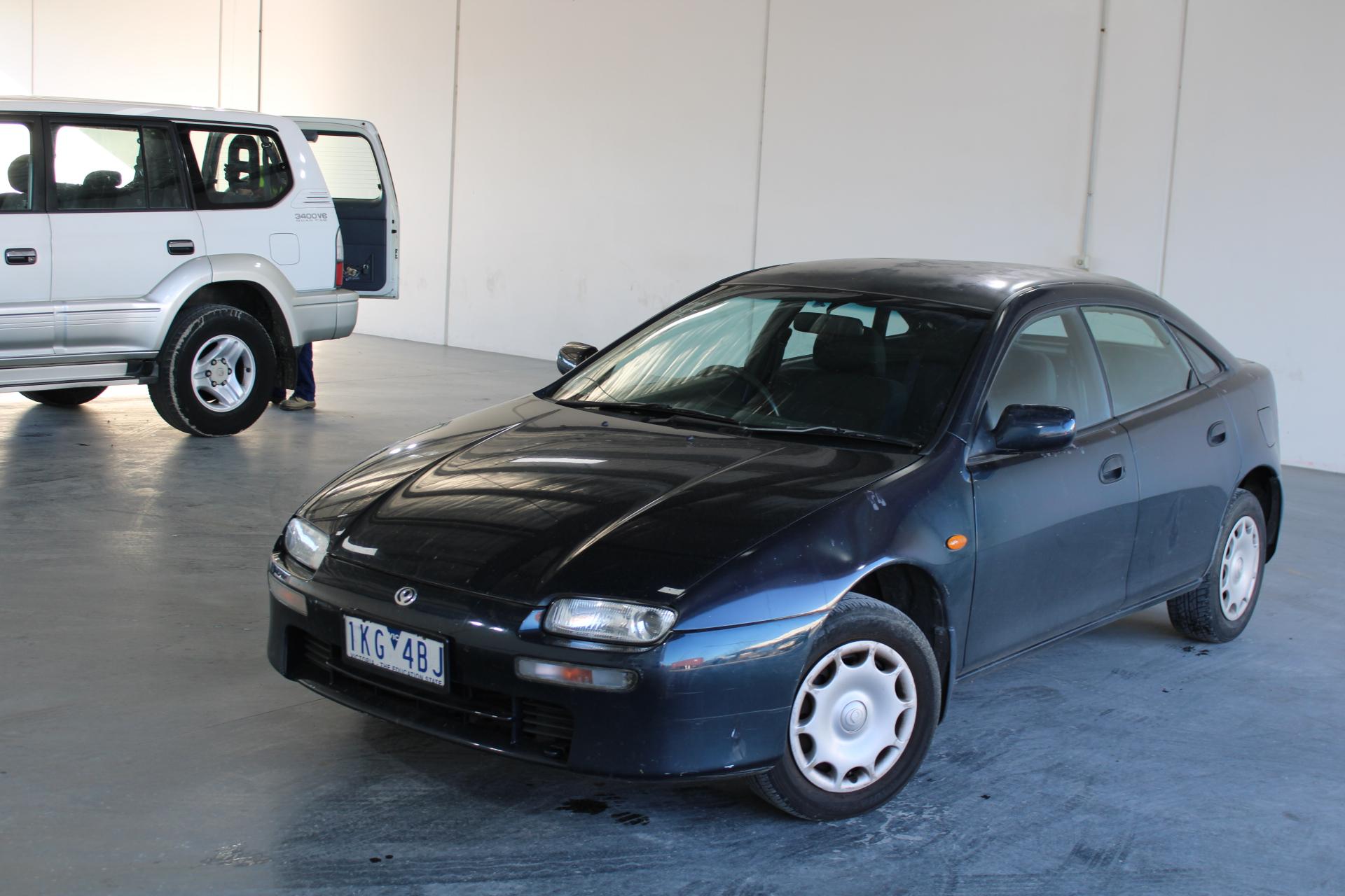 1994 Mazda 323 Astina BA Manual Hatchback