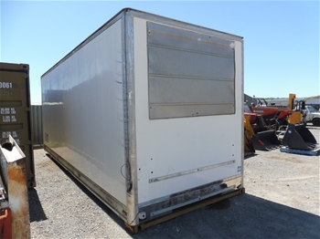 Refrigerated Truck Body