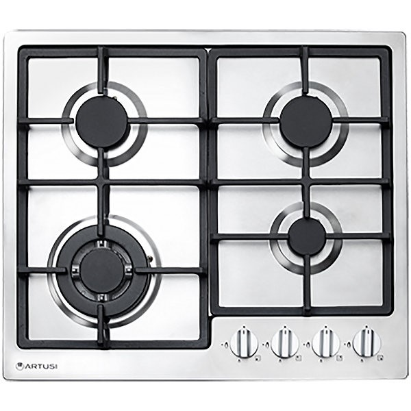 Artusi CAGH600CIX 60cm Natural Gas Cooktop