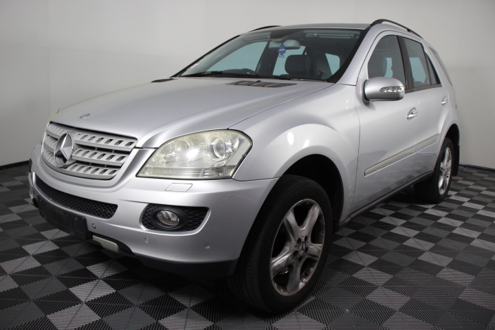 2006 MY07 Mercedes Benz ML350 4WD Automatic