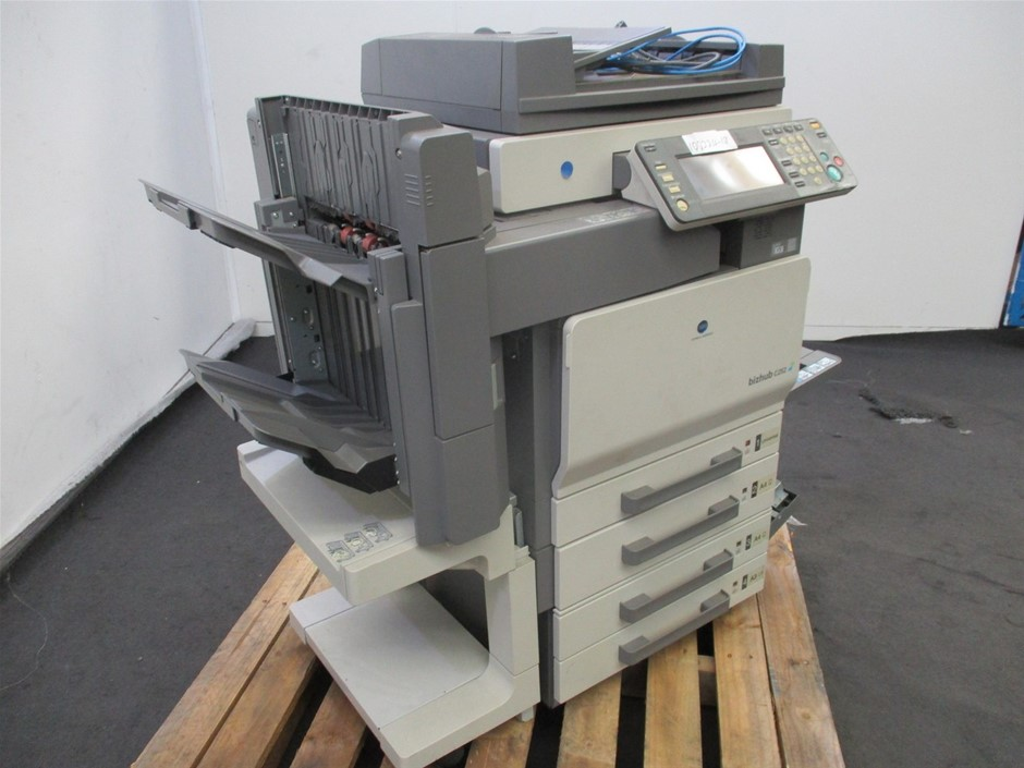 Konica Minolta C252 Photo Copier
