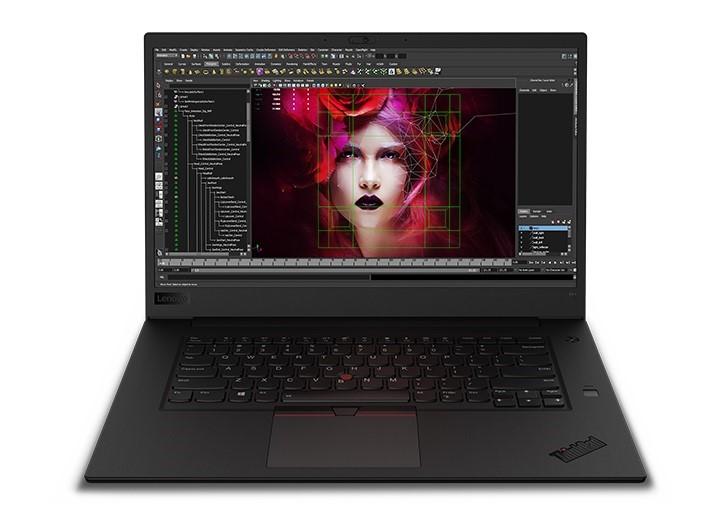 """Lenovo ThinkPad P1 - 15.6"""" UHD/i7-8750H/64GB/256GB NVMe/Quadro P1000"""