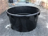 Free Standing Round Pond, approx. 1200lt