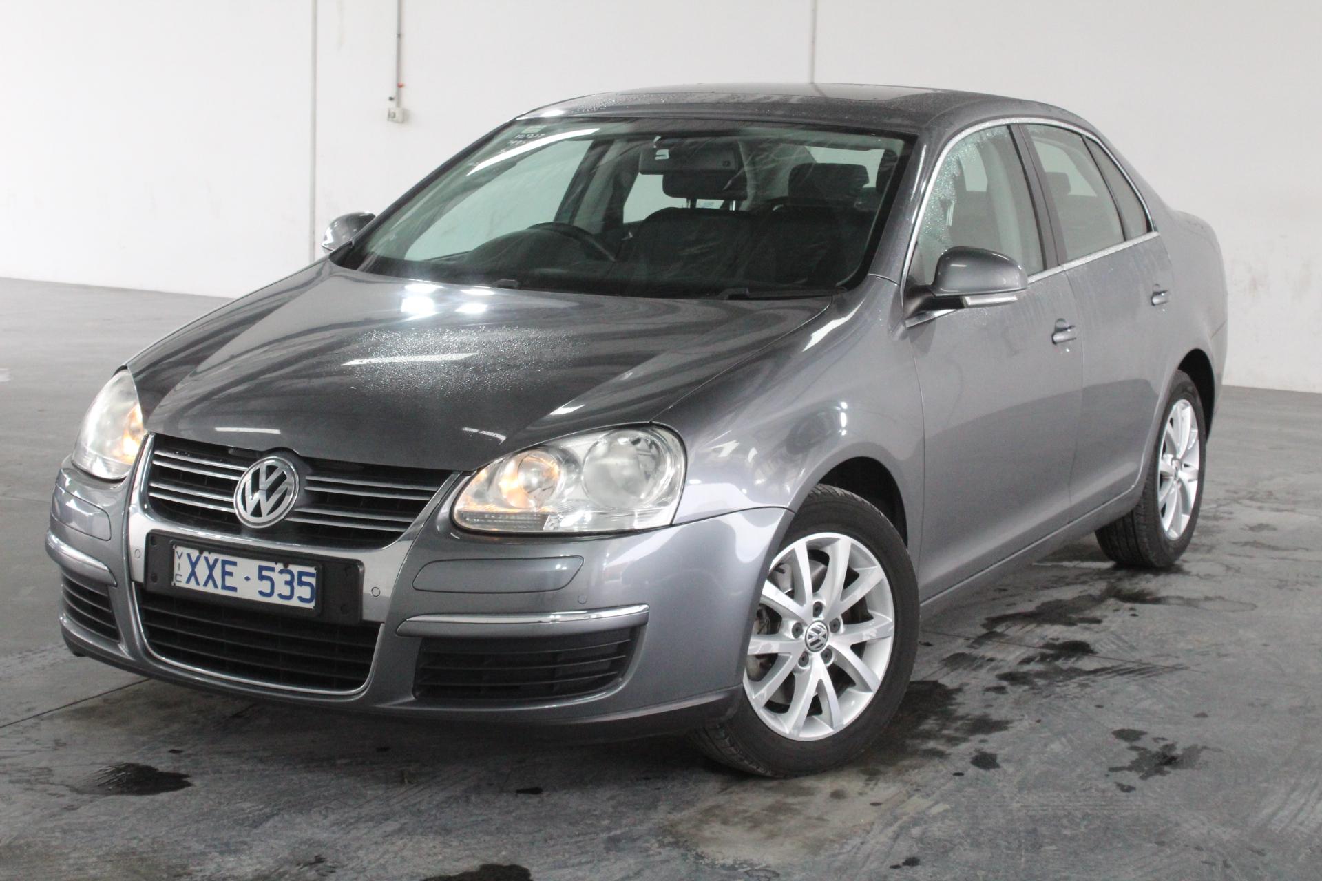 2010 Volkswagen Jetta 118TSI 1KM Auto Sedan, 39,825kms RWC dated 07-06-19