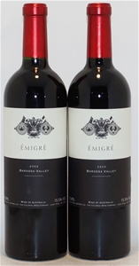 The Colonial Wine Company `Émigré` Shira