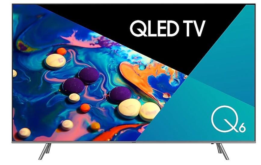"Samsung Series 6 75"" Q6 QLED 4K TV (QA75Q6FNAWXXY)"