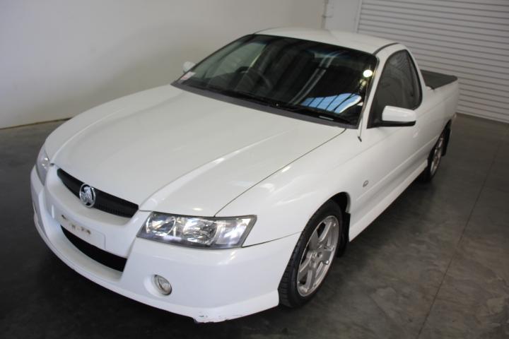 2005 Holden VZ Commodore S Automatic Ute