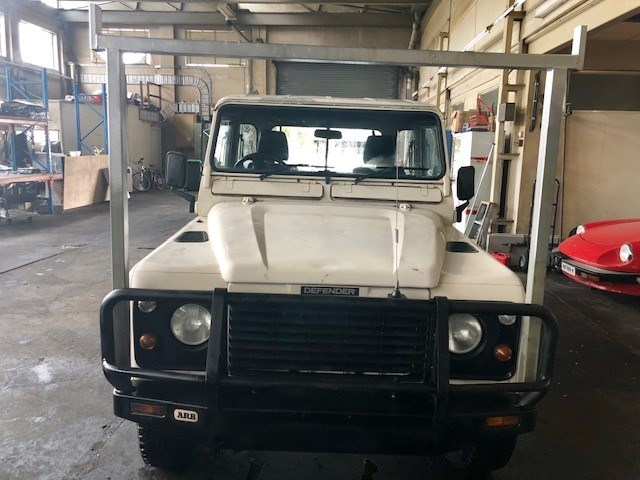1995 Land Rover Defender 110 300 TDI 4WD Manual Ute