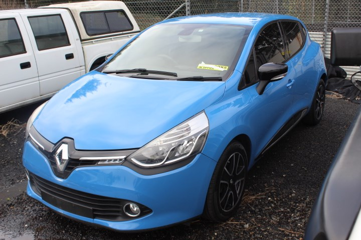 2013 Renault Clio FWD Sports Automatic Hatchback