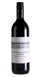 Commissioners Block Cabernet Sauvignon 2018 (12 x 750mL) SEA