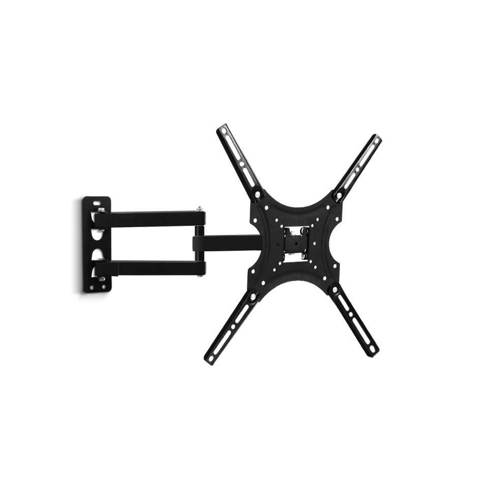 Artiss TV Wall Mount Monitor Bracket Swivel Tilt 24 32 37 40 42 47 50 Inch
