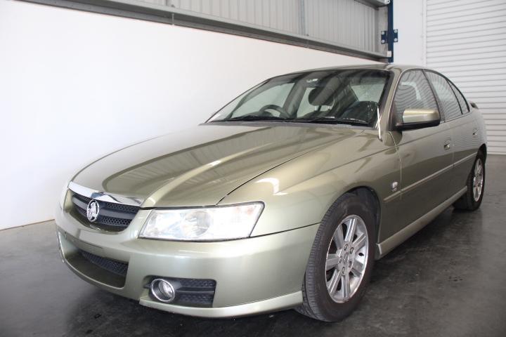2004 Holden VZ Berlina 5.7 V8