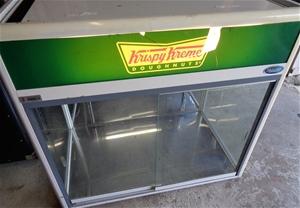 Krispy Kreme Display Cabinet