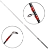 CROCODILE 2pc Carbon Fishing Rod 2.7M, Capacity 100-250g. Buyers Note - Dis