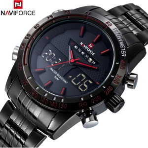 NAVIFORCE Men's Elegant & Sport Analog/D