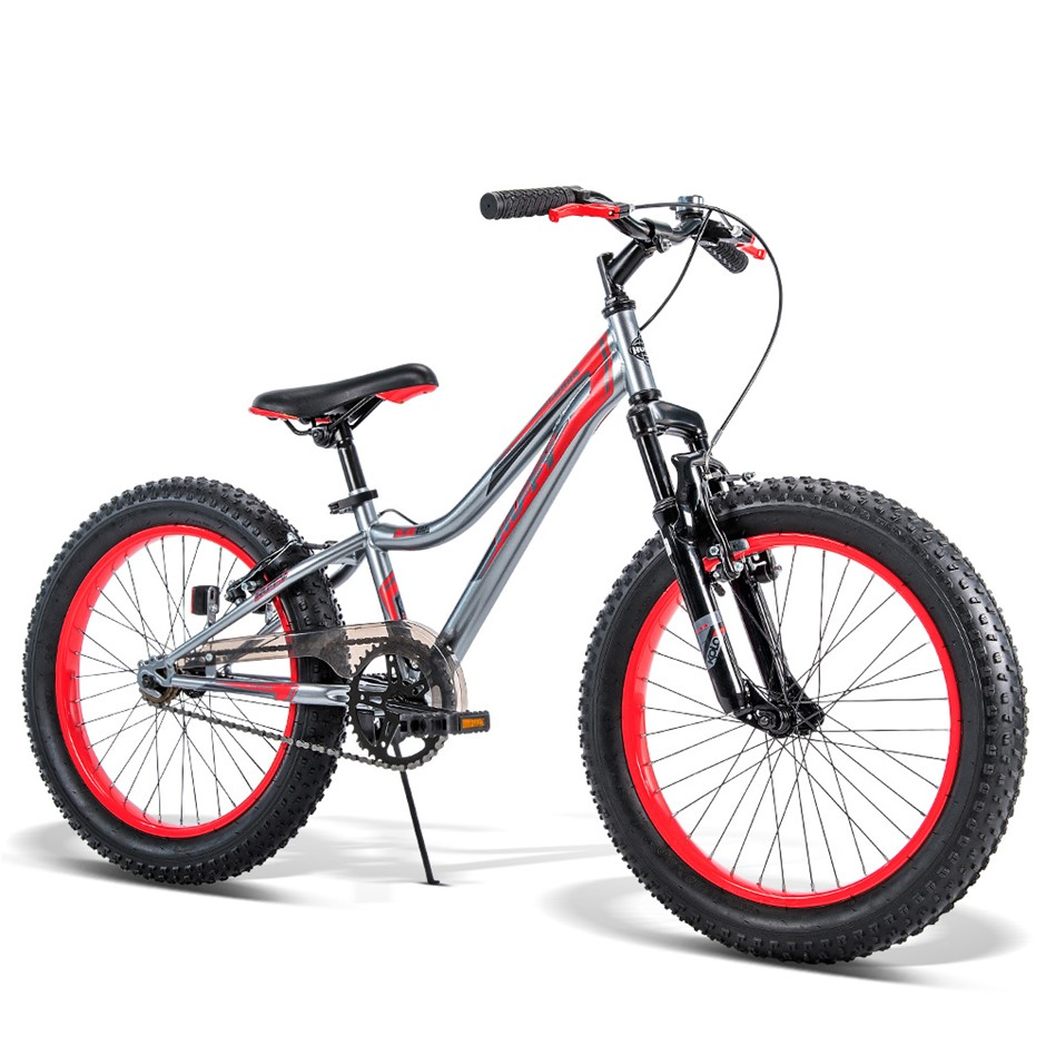 Huffy 20 Inch Kids Bike - Red and Black