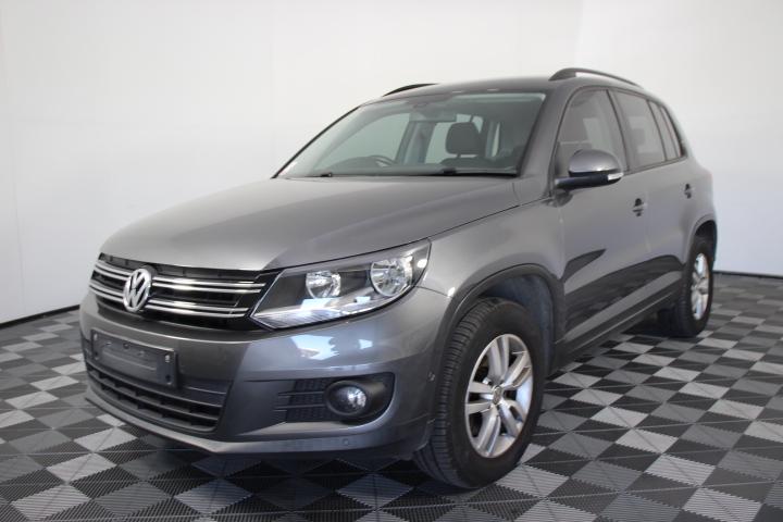 2012 Volkswagen Tiguan 132 TSi 4WD Auto 103,383 Kms